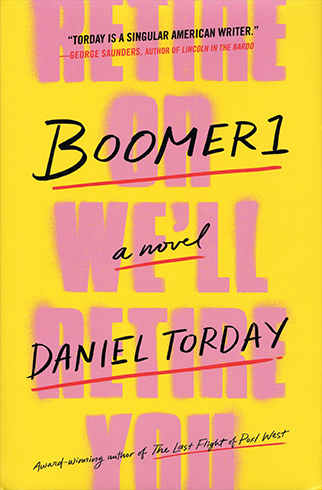 Boomer1 cover