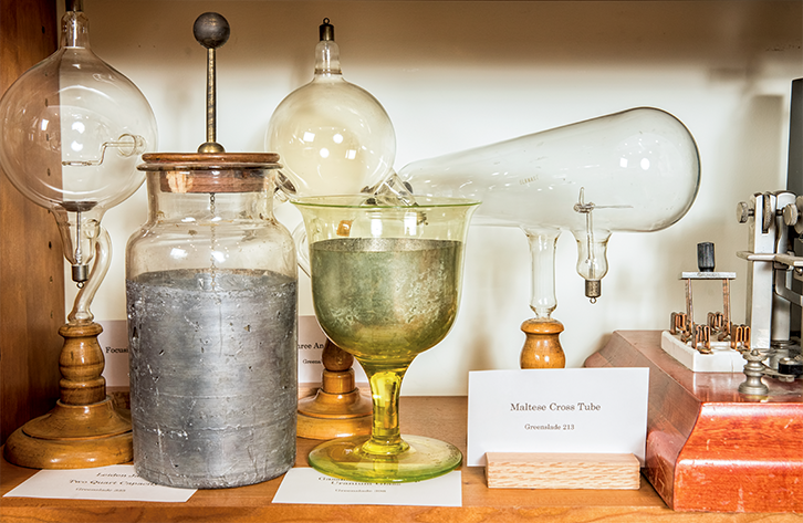 Old physics devices